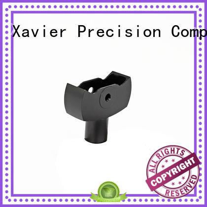 Xavier aluminum custom cnc aluminum parts odm from top factory