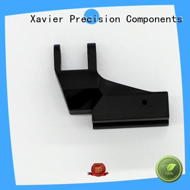 Xavier secondary processing aluminum machining part at discount