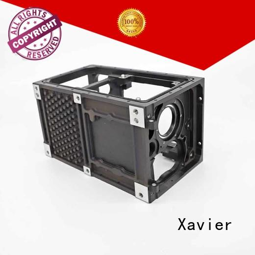 Xavier high-quality machined parts latest with competitive prices
