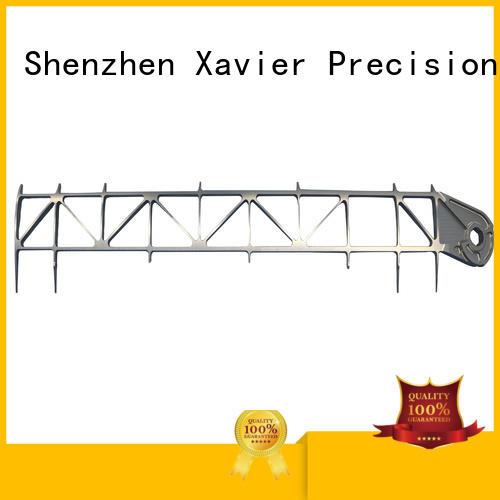 Xavier machining UAV Wing Skeleton cnc machining excellent performance for UAV