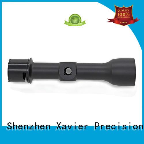 Xavier rifle scope custom aluminium parts high-precision from top factory