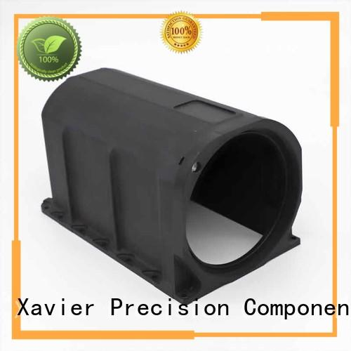 Xavier secondary processing cnc machining services aluminum alloy for night vision