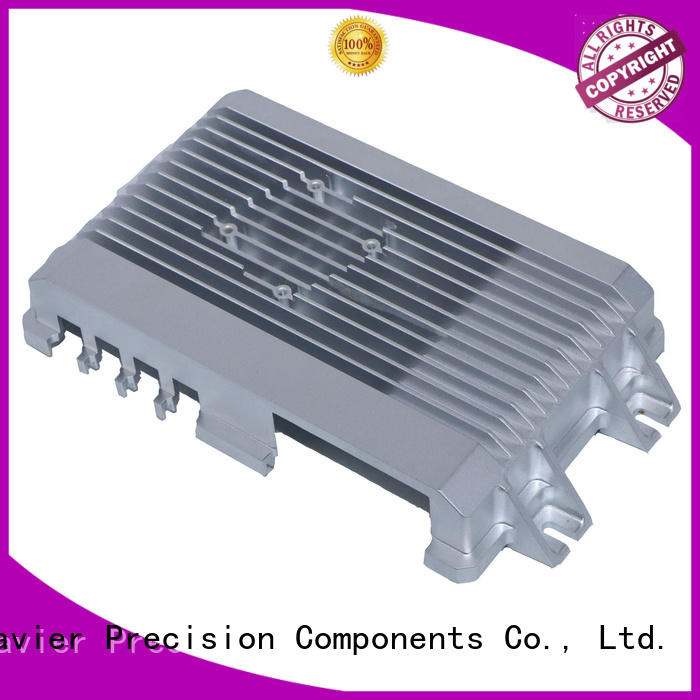 Xavier applicable die casting parts highly-rated at discount