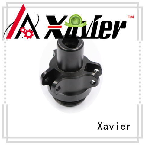 Xavier sub-assembly cnc machining parts low-cost