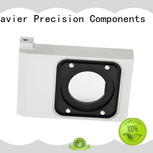 Xavier high-precision aluminum machining part high performance from top factory