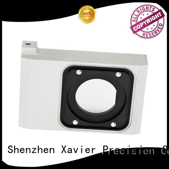 Xavier popular cnc machined camera housing parts high performance at discount