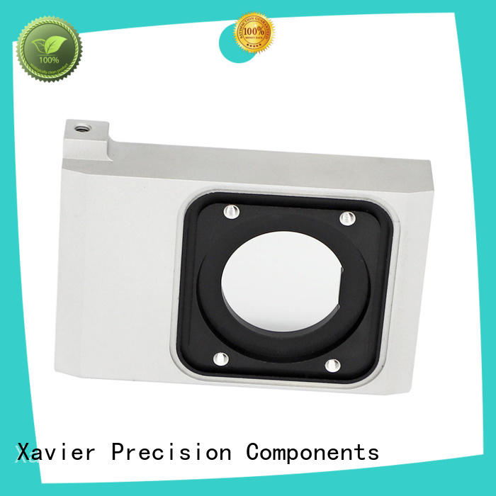 Xavier popular cnc machined lens parts high performance at discount