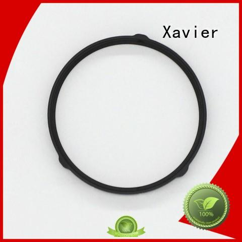 Xavier high-quality precision turned parts black anodized at discount