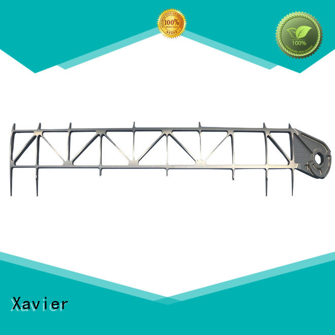 Xavier airspace industry airplane wing manufacturing low-cost for drone