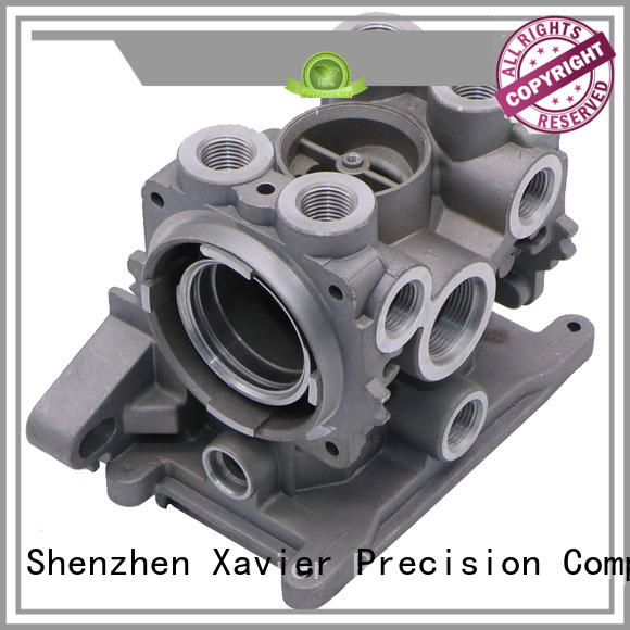 Xavier optical casting aluminum parts highly-rated free delivery