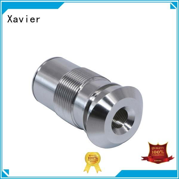 Stainless Steel  4 axis CNC Turning & milling parts Transducer Housing