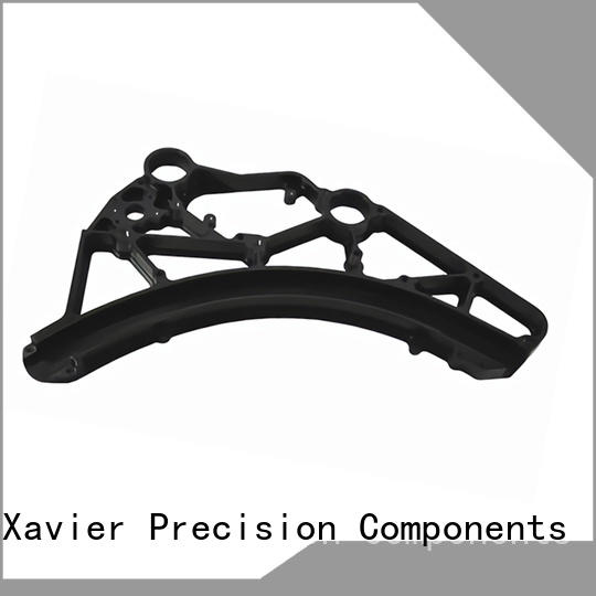 milling cnc machined spare parts aluminum alloy frame for wholesale Xavier