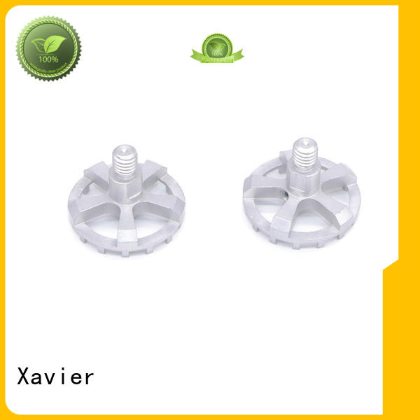 Xavier experienced cnc milling parts free delivery