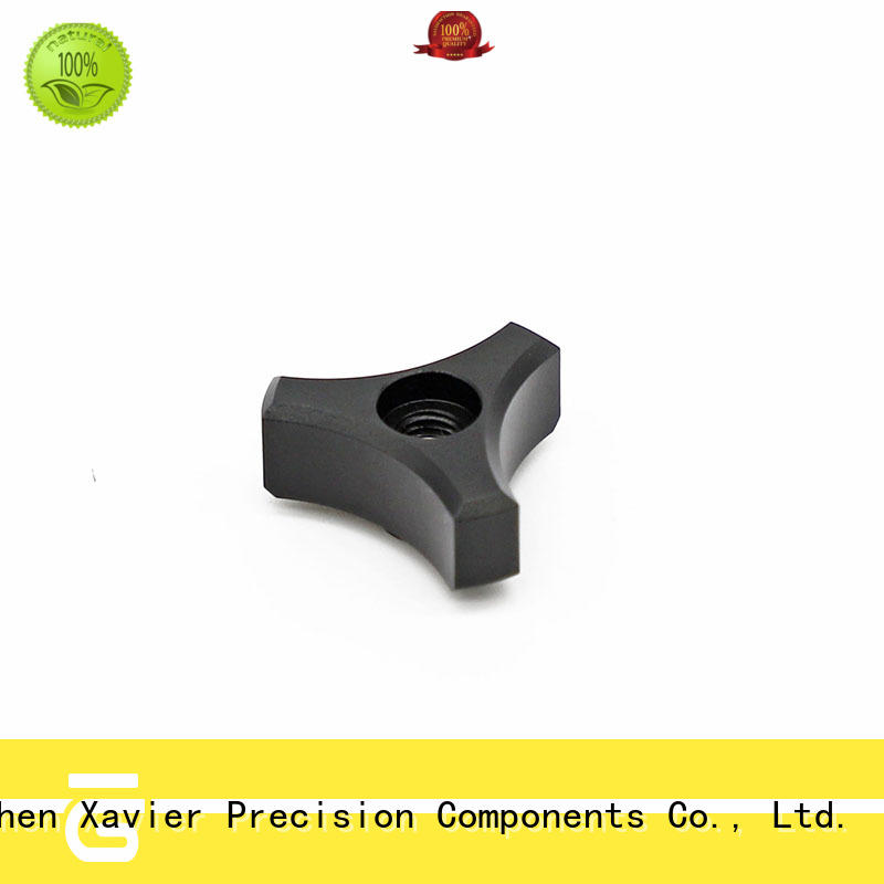 Xavier aluminum cnc swiss machining bipod parts odm at discount