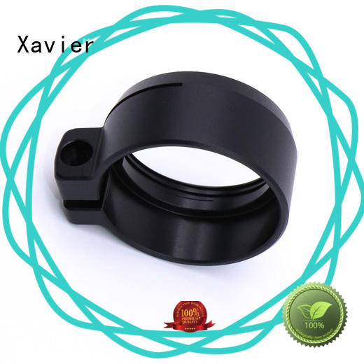 Xavier high-precision cnc machining parts low-cost