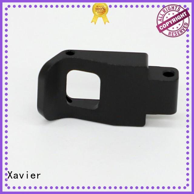 Xavier aluminum alloy custom cnc milling ccd camera base free delivery