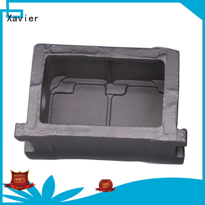Xavier low-price sand casting products popular from best factory