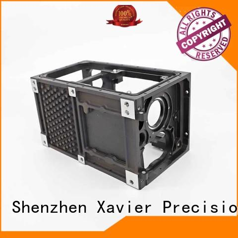 Xavier precise machined parts latest with competitive prices