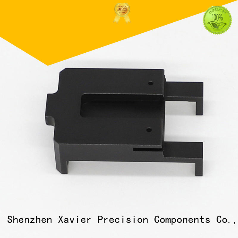 Xavier cost effective custom cnc parts aluminum alloy for night vision