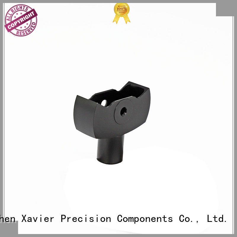Xavier rotating custom cnc components oem from top factory