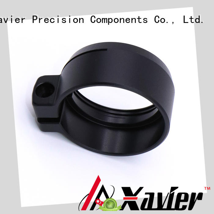Xavier aluminum alloy cnc turned components night vision device at discount