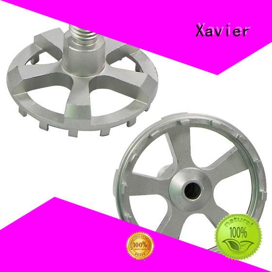 Xavier aluminum mim manufacturing metalworking process for aerospace industry