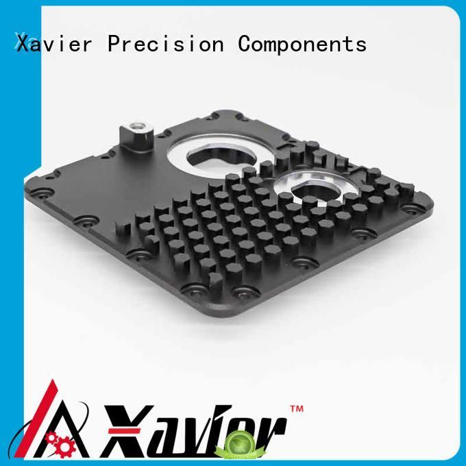 Xavier cost effective cnc precision machining aluminum alloy
