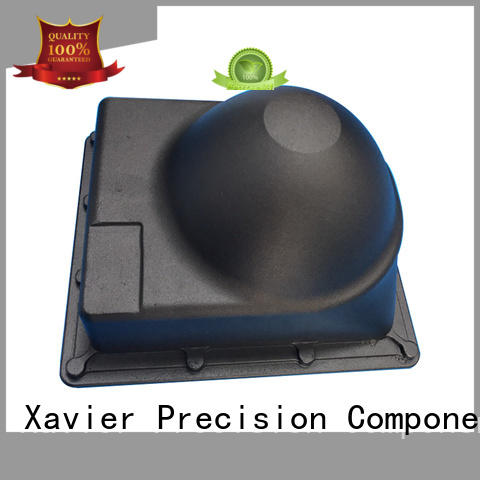Xavier excellent performance precision machining front plate die casting