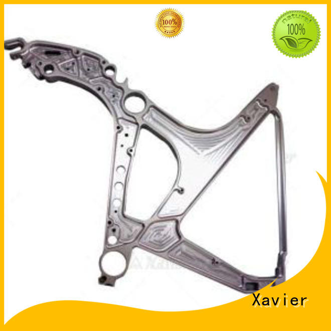 Xavier professional aerospace machining aluminum alloy frame at discount