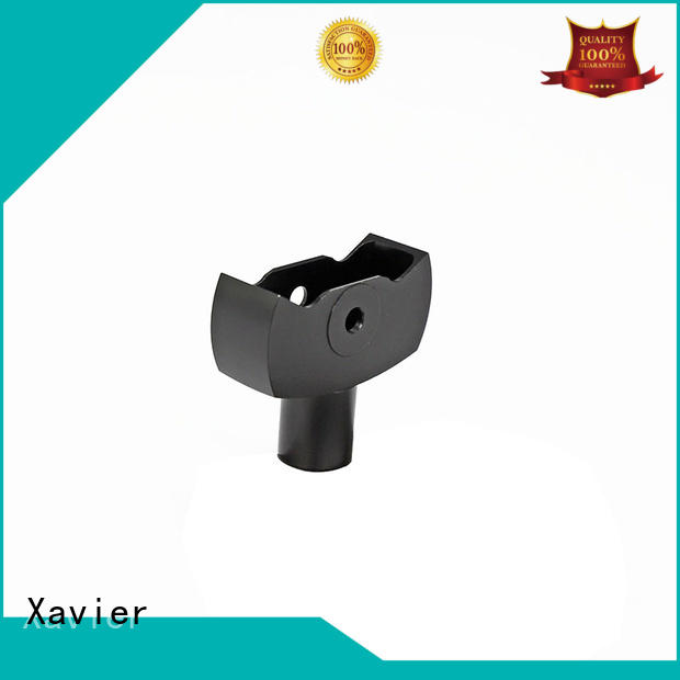 Xavier carbon fiber cnc swiss machining bipod parts high-precision from top factory