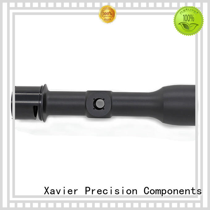 Xavier aluminum cnc swiss machining bipod parts oem for wholesale