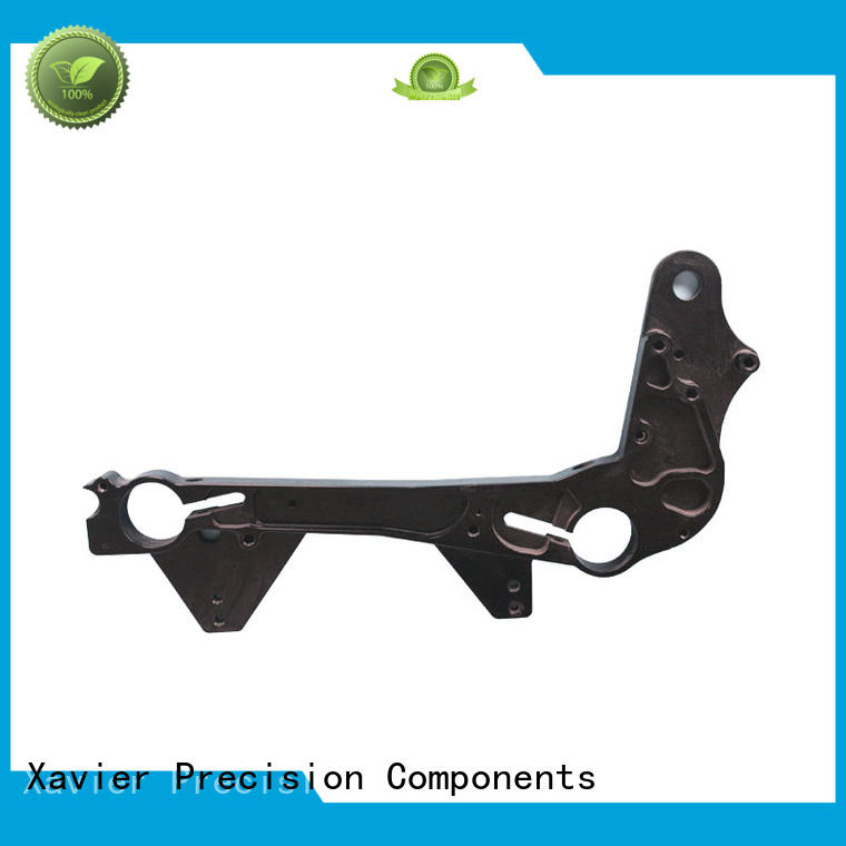 Xavier custom cnc machining aircraft seat parts aluminum alloy frame at discount