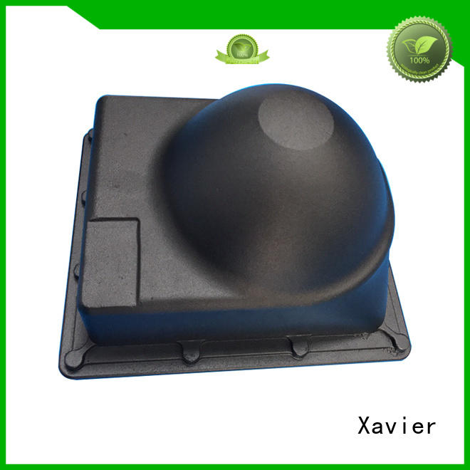 Xavier high-quality materials cnc milling machine parts front plate die casting