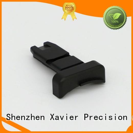 Xavier sub-assembly custom machined parts black anodized at discount
