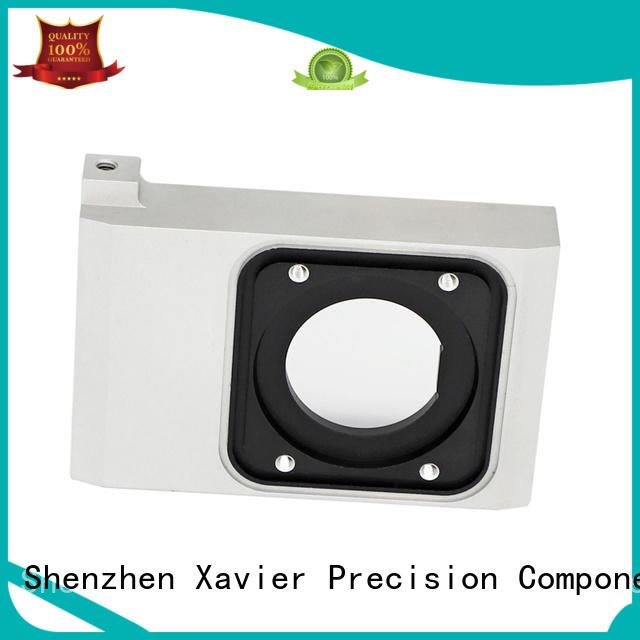 popular cnc machined camera housing parts housing high performance from top factory