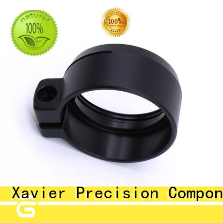 Xavier sub-assembly custom cnc machining aluminum alloy for night vision