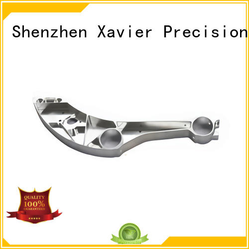 Xavier durable aerospace component aluminum alloy frame for wholesale