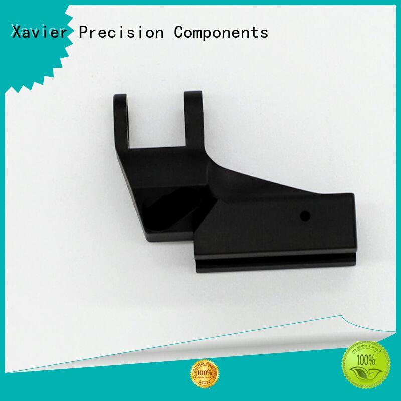 cost effective precision cnc machining high-precision black anodized at discount