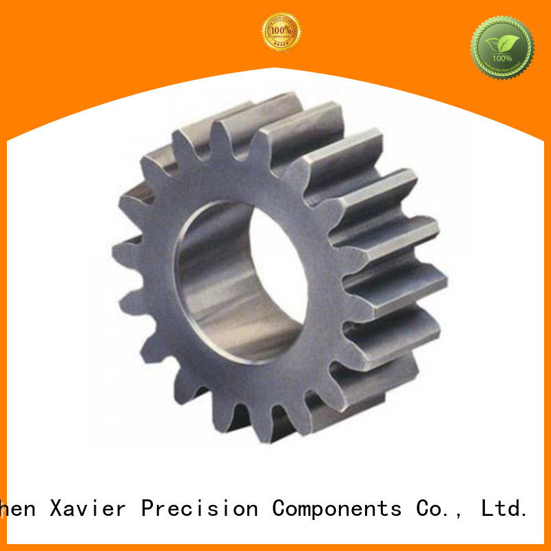 low-cost cnc machining gears stainless steel OBM from best factory