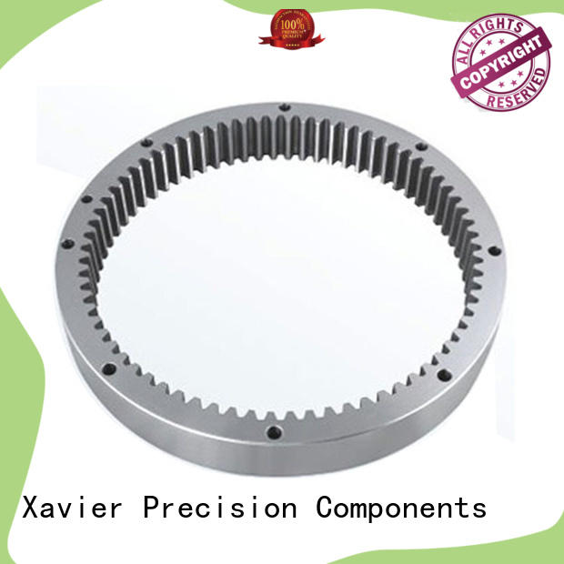 Xavier high-quality cnc machining gears OEM from best factory