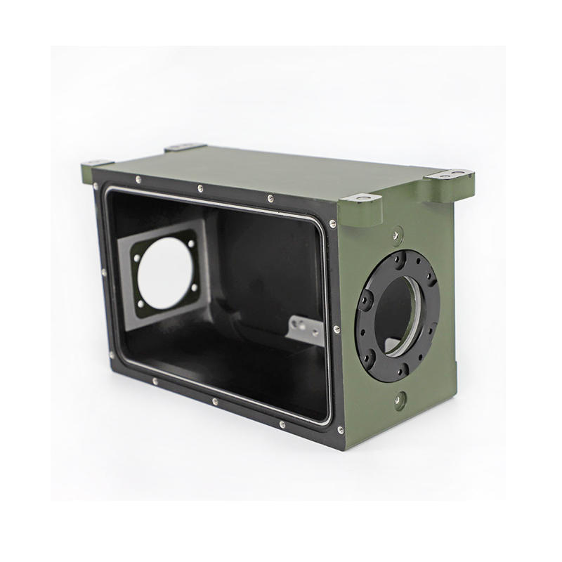 Xavier casting cnc machined camera housing parts excellent quality from top factory-3