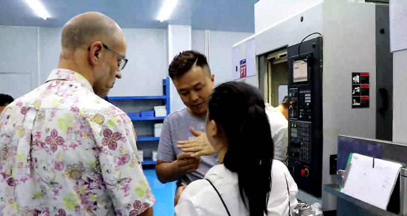 INTRODUCTION FOR OUR CNC MACHINING WORKSHOP